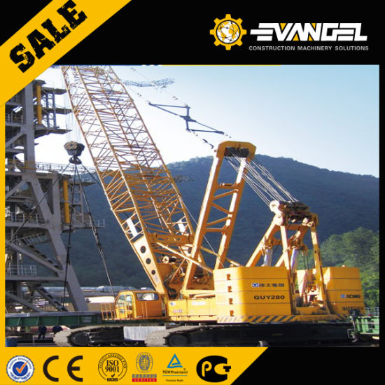 Full-Featured XCMG Good Construction Machinery Crawler Crane Xgc100 Cheap Price pictures & photos