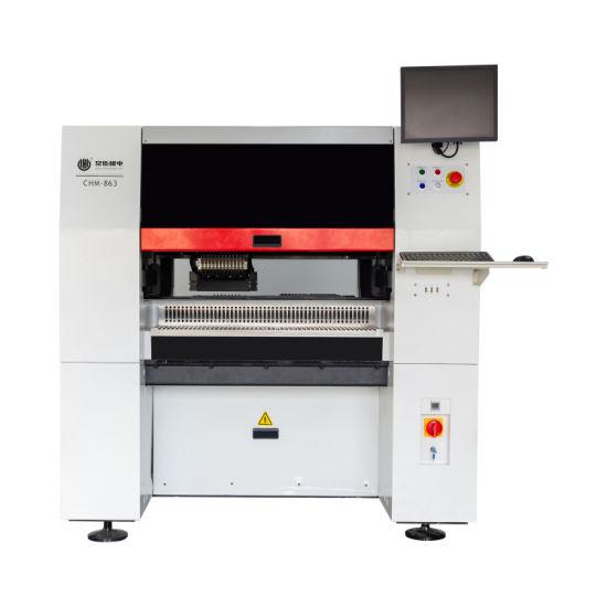 Chip Mounter Pick and Place Machine Chm-863