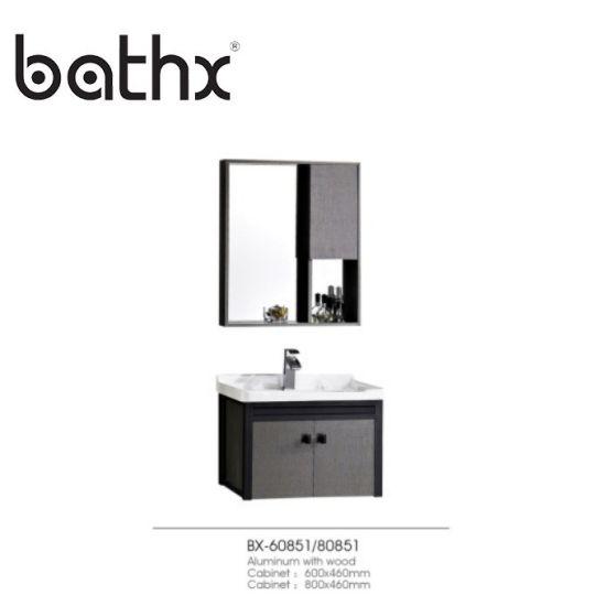 Wooden Aluminum Used Bathroom Vanity