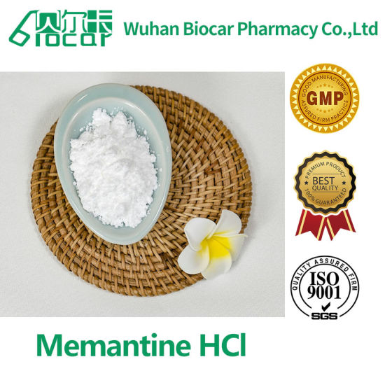 Manufacturer Supply Pharmaceutical Intermediate Memantine CAS 19982-08-2 with Best Price