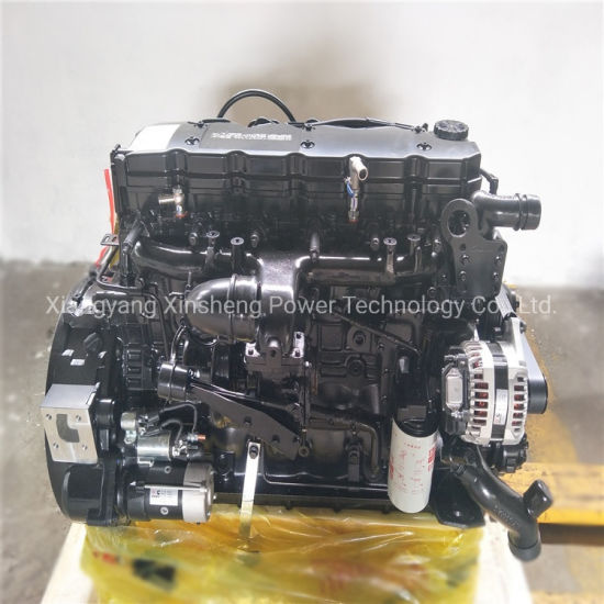 Water Cooled Cummins Diesel Engines Isde285 40 for Truck/Coach/Bus/Vehicle