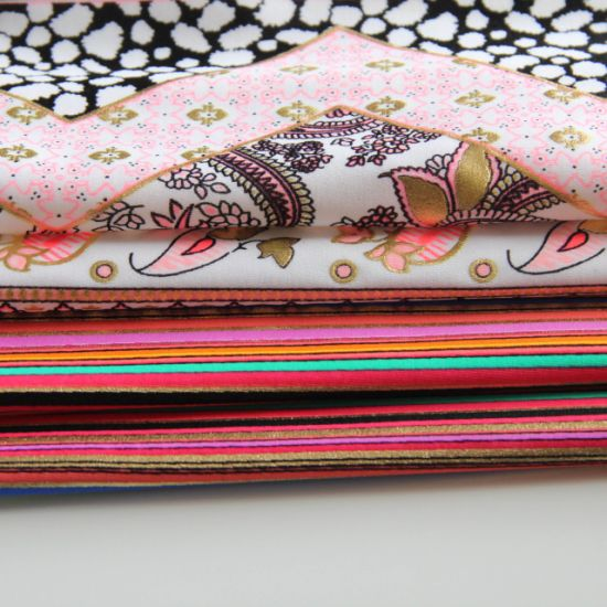 Print Full Dull Good Stretch 88%Nylon 12%Spandex Plain Warp Knitting Ripstop Fabric for Apparel/Swimming /Yoga Wear