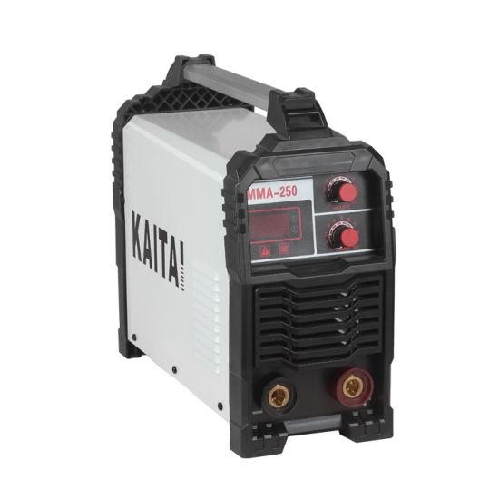 Zx7-250 Arc 250 MMA 250 AMPS IGBT Inverter Welding Machine