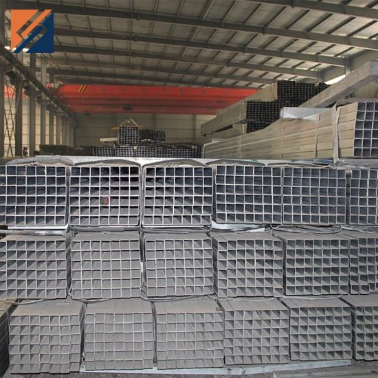 304/316 Stainless Steel Square Pipe for Decoration