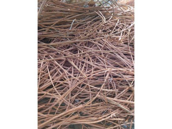 Long-Term Stock Pure Copper Wires Bright Copper Scrap Wires Made in China