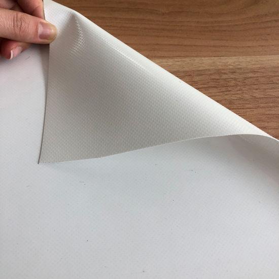 Knife Coated PVC Coated Fabric