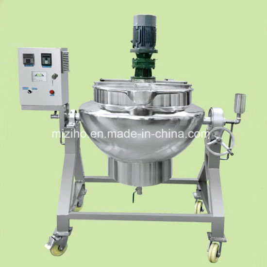 304L Cooking Mixer Candy Nuts Mixing Stirring Equipment