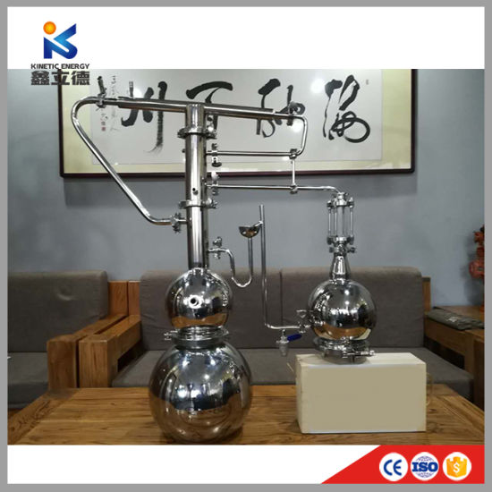 Competitive Industrial Water Distillers Eucalyptus Oil Machine and Patchouli Essential Oil Extractor Machine