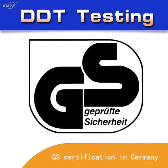 Finger-Print Scanner GS Testing Certification Service