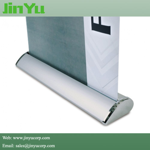 Luxury Scrolling Roll up Banner Stand for Promotion Application pictures & photos