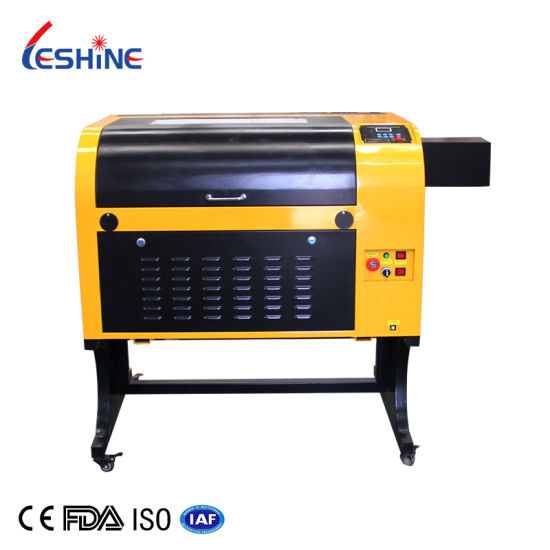60W 80W Laser Engraving Machine 600*400mm Laser Cutter for Wood Acrylic