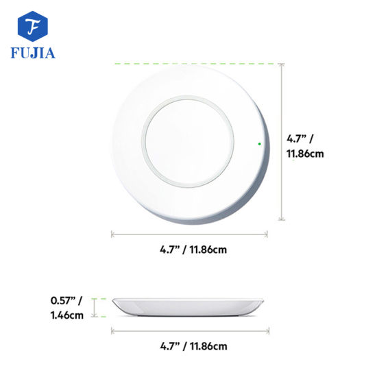 Wholesale Smartphone Wireless Charger for iPhone 7 Mobile Phone Accessories