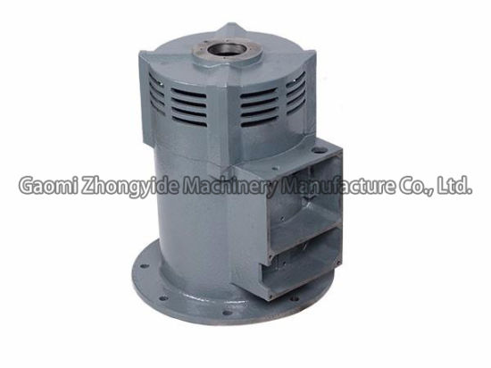Customized High Quality Cast Iron for Electromotor Body with Machining