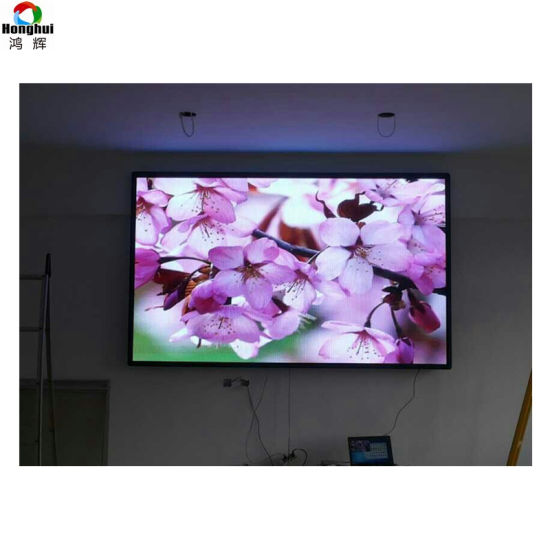 HD 3840 Hz Wall Mount P3 P4 Indoor Full Color LED Display Panel