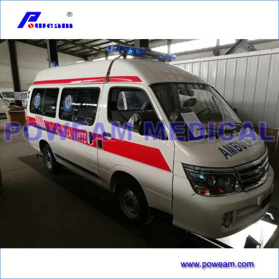 Ambulance For Sale >> Kinglong Brand Ambulance For Sale