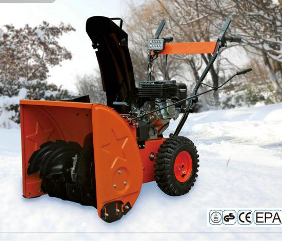 Smart Recoil Start 196cc Snow Blower