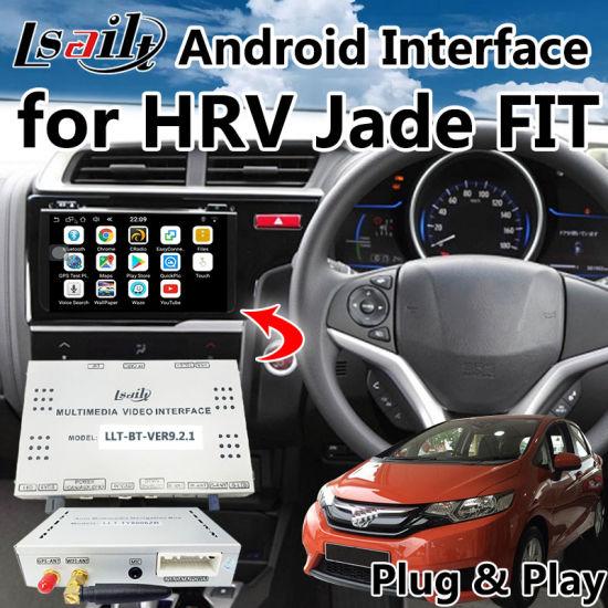 China Plug and Play Android GPS Navigator for Honda Hrv with