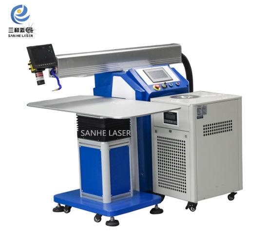 300W 400W 500W Popular Ad Metal Letter Laser Welding Machine