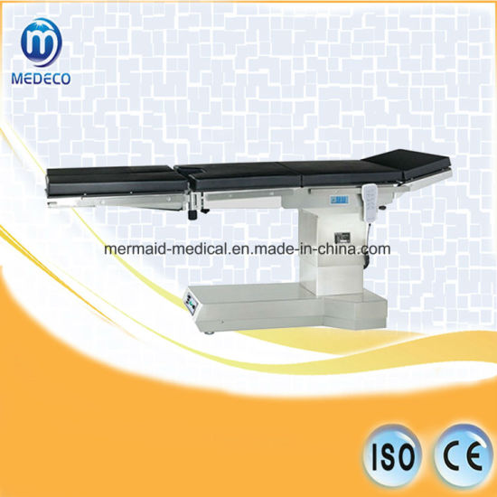 Multi-Purpose Electric Hydraulic Hospital Use Surgical Table with Ce/ISO Approved Ecog002) pictures & photos