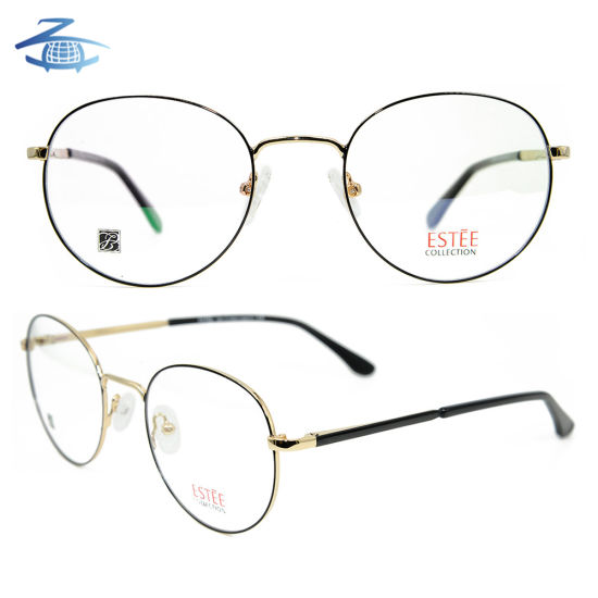 4cc3ad360e3b Wholesale Fashion Metal Round Gold Optical Glasses Frame for Girls. Get  Latest Price