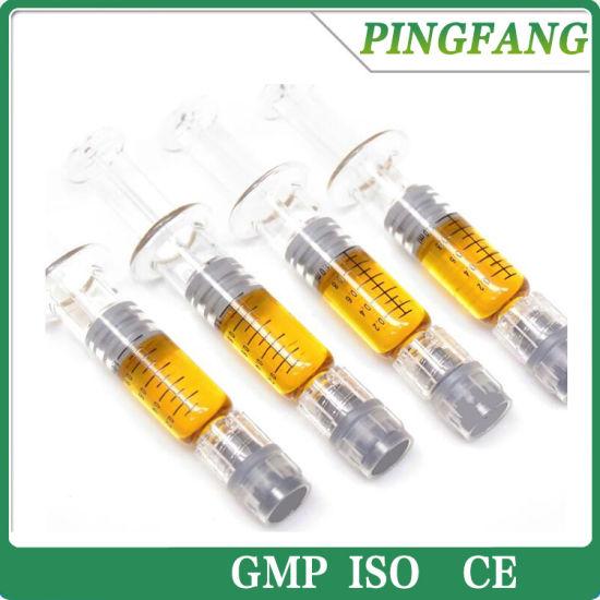 Pharmaceutical Package Cbd Oil Glass Prefilled Syringe