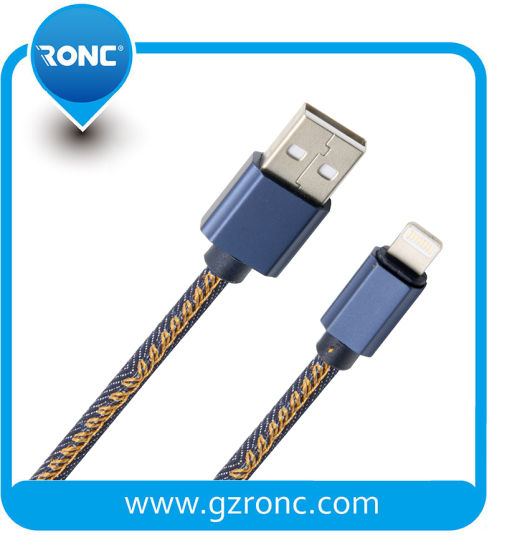Durable Materil Micro Data Cable for Samsung Mobile Phone
