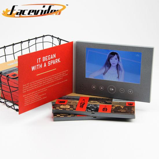 China facevideo digital 244357101inch ips screen facevideo digital 244357101inch ips screen advertising video greeting card m4hsunfo