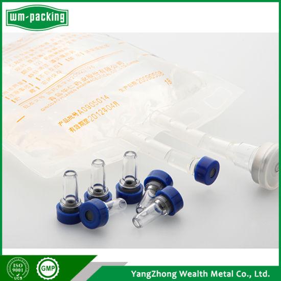 Injection Port for I. V. /PVC/Non-PVC Bag