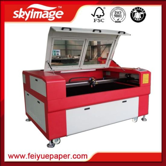 High-Speed Laser Cutting/ Engraving Machine for Digital Printing (FY-1325) pictures & photos