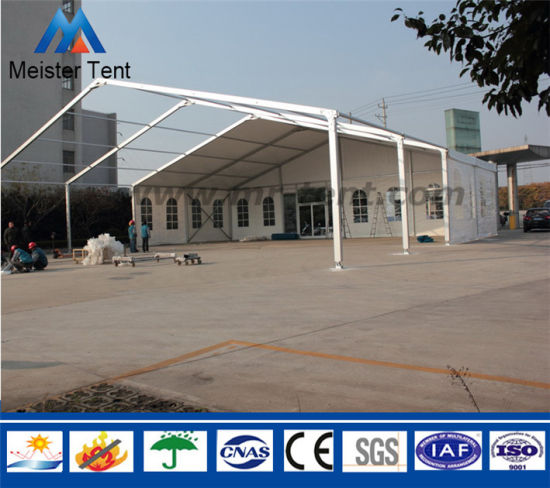 Hot Selling Strong Clear Party Span Warehouse Tent pictures & photos