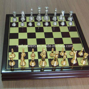 Custom International Chess Items Jewelry Craft Works