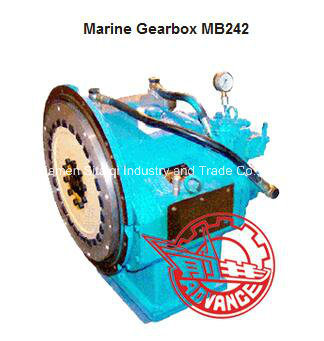 Advance Marine Gearbox for Marine Diesel Engine Boat MB170/MB242/MB270A pictures & photos