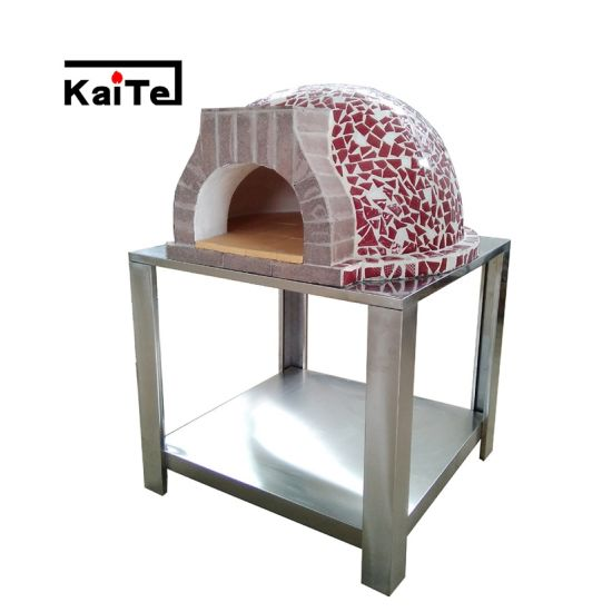 China Wood Fired Portable Pizza Oven