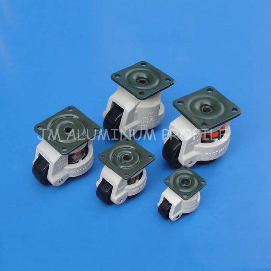 Heavy Duty Casters Footmaster Caster Wheels Gd 60f For Equipment Or Machine Furniture