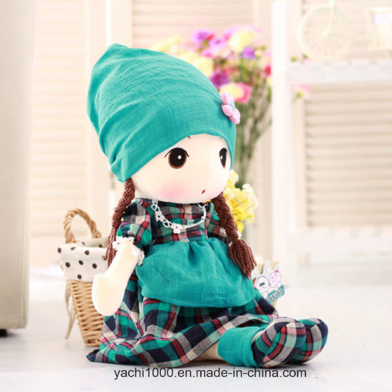 Stuffed Muslim Rag Girl Doll pictures & photos