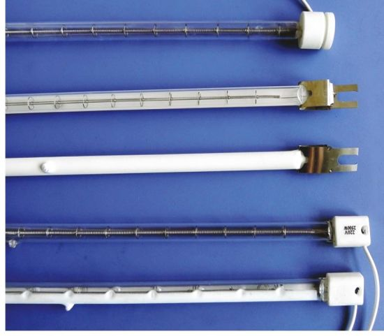Halogen Heating Tube Heating Element Electrical Infrared Heat Lamps