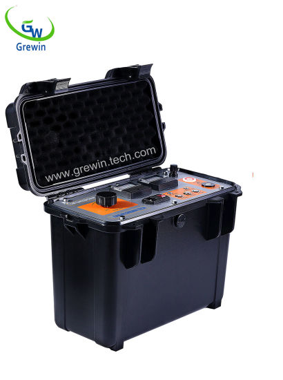 Portable 900W Hv Cable Testing Equipments Cable Fault Locator Surge Generator