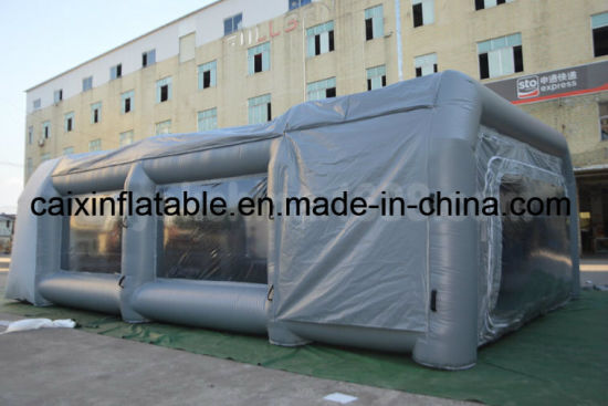 2019 New Most Popular Inflatable Paint Booth for Sale