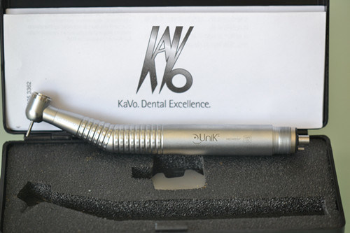 High Quality LED with Gernerator Dental Handpiece (VK-201) pictures & photos