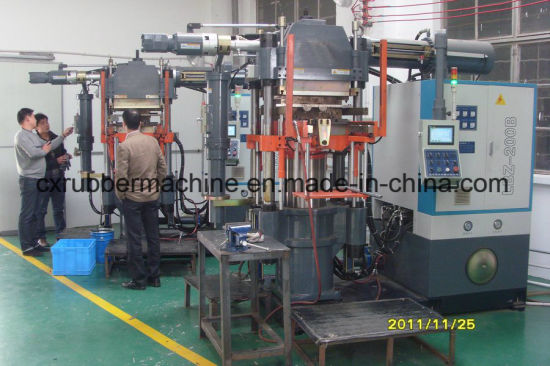 Liquid Silicone Rubber Vertical Injection Molding Machine