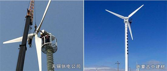 10kw-100kw Horizontal Electric Control Wind Generator with Low Noise & Low Start up Wind Speed pictures & photos