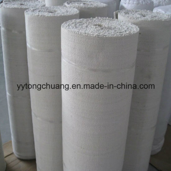 Heat Insulation Application Ceramic Fiber Cloth pictures & photos