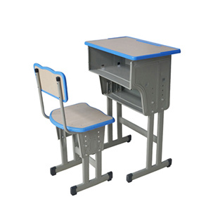 Ergonomic School Desk and Chairl for Children pictures & photos