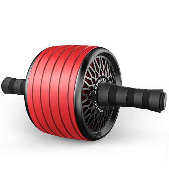 Ab Roller, Abdominal Wheel, Ab Roller, Arm and Waist Exerciser, Gym Fitness Equipment Workout Tool Esg13212