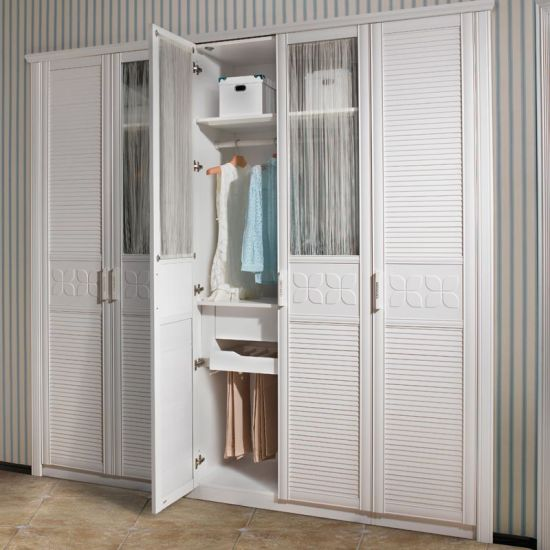 2015 Modern White Five Doors Swing Built-in Wardrobe (YG61442) & China 2015 Modern White Five Doors Swing Built-in Wardrobe (YG61442 ...
