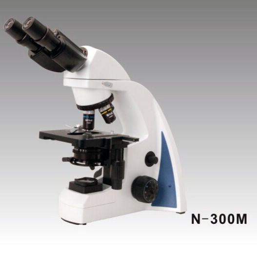 N-300m Medical Laboratory Binocular Microscope pictures & photos
