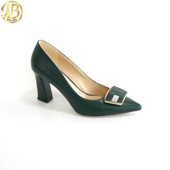 Fashion High Heel Office Shoes