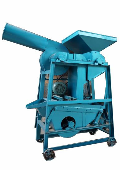 Groundnut Small Shelling Peanut Processing Sheller Machine pictures & photos