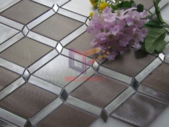 Wall Decoration Mosaic Made by Aluminium (CFA85) pictures & photos