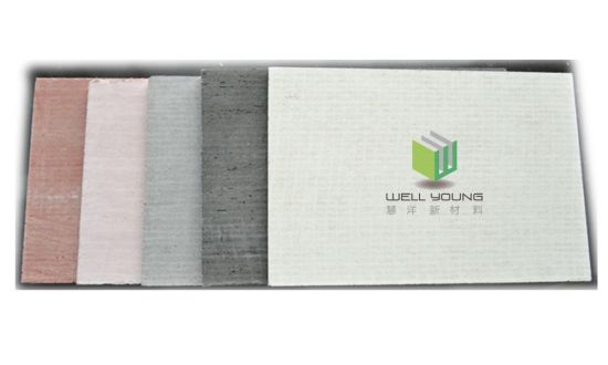 Magnesium Oxide Board Product : China asbestos free magnesium oxide board for interior wall